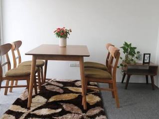 Nên chọn bàn ăn hình tròn hay chữ nhật cho gia đình Sài Gòn?