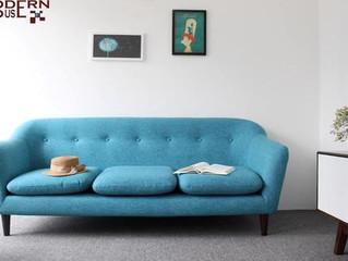 5 màu sắc sơn được lựa chọn nhiều nhất trong trang trí nội thất phòng khách