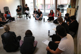 Intimacy in Performance Workshop - 2018
