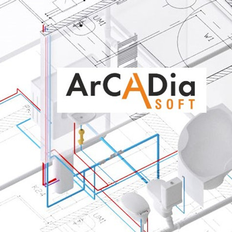 ArCADia-WATER SUPPLY INSTALLATONS 2