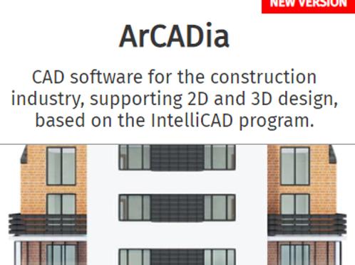 ArCADIA BIM 12 (New Version)