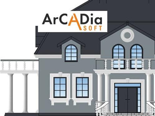 ArCADia-ELEVATION ELEMENTS Library