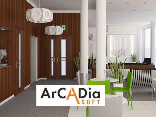 ArCADia-HOTEL Library