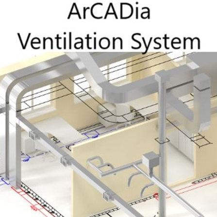 ArCADia VENTILATION SYSTEM