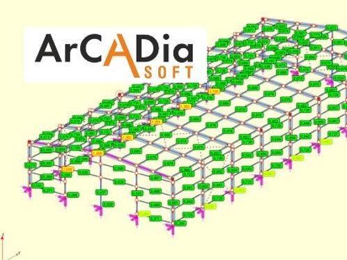 ArCADia-EuroSteel