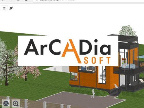 ArCADia-3D MAKER