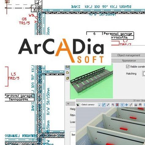 ArCADia-ELECTRICAL INSTALLATIONS PLUS