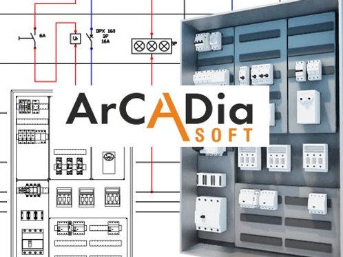 ArCADia-DISTRIBUTION BOARDS 2