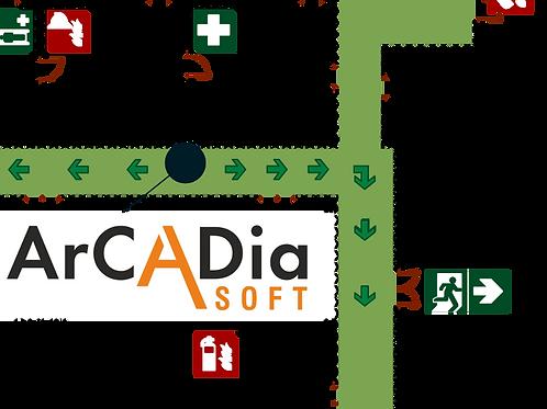 ArCADia -ESCAPE ROUTE 2