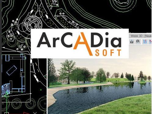 ArCADia -LANDSCAPE ARCHITECTURE