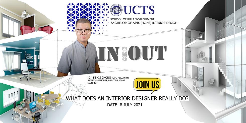 UCTS SBE BA(Hons) Interior Design - Programme Talk