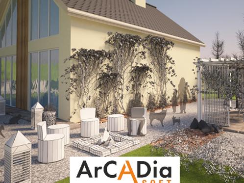 ArCADia-LANDSCAPE Architecture Library