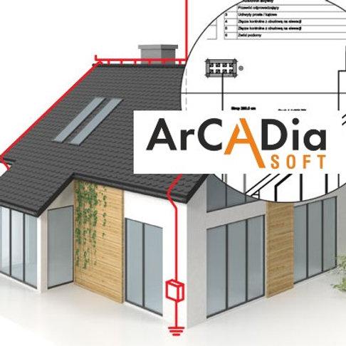 ArCADia-LIGHTNING PROTECTION INSTALLATIONS