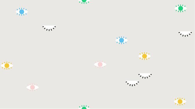 Illustrated Eyes