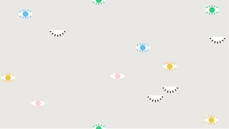 illustriert Augen