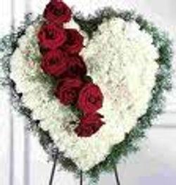 Heart Broken Wreath - $ 200