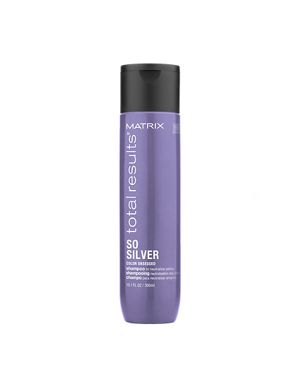 So Silver Shampoo 300ml