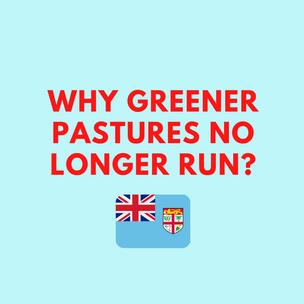'Why Greener Pastures No Longer Run?' by Avinal Bhawik Chand