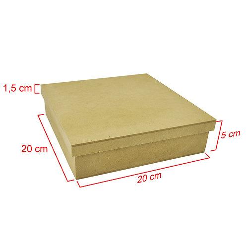 Caixa de Presente | 20x20x5