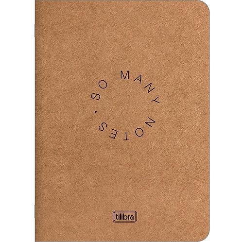 Caderno Grampeado A5 - KraftWork