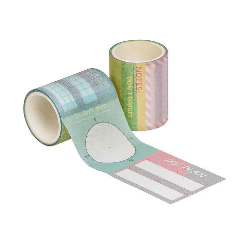 washi tape - remember - 50mmx3m
