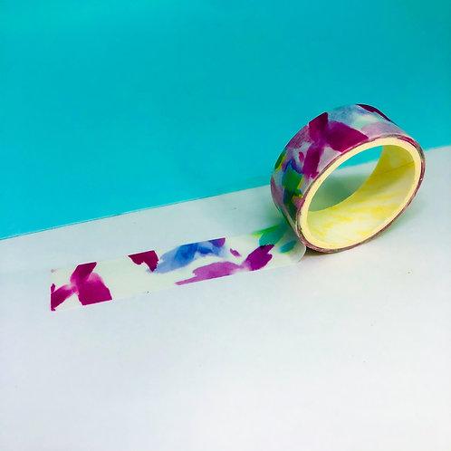 Washi Tape Abstrato