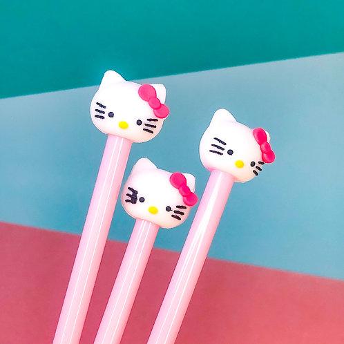Caneta Hello Kitty