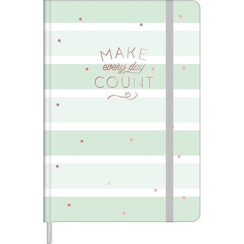 Caderno Costurado Sem Pauta M - Soho