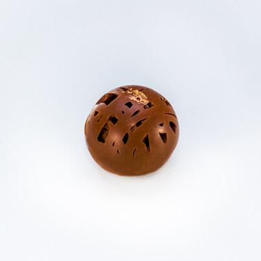 Rendado de Chocolate