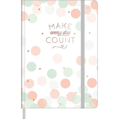 Caderno Costurado Pontilhado M - Soho