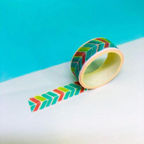 Washi Tape Setas