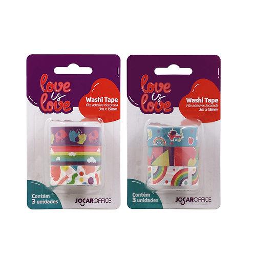 Washi Tape Love is Love