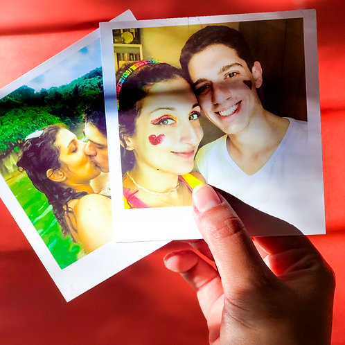 Polaroid 10x10cm