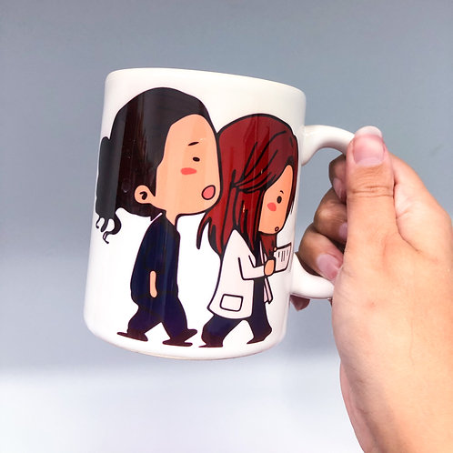 Caneca You're my person