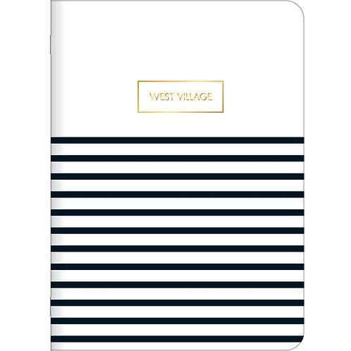 Caderno Grampeado A5 - WestVillage