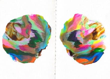 An Alternative Colour Study: A New Matter