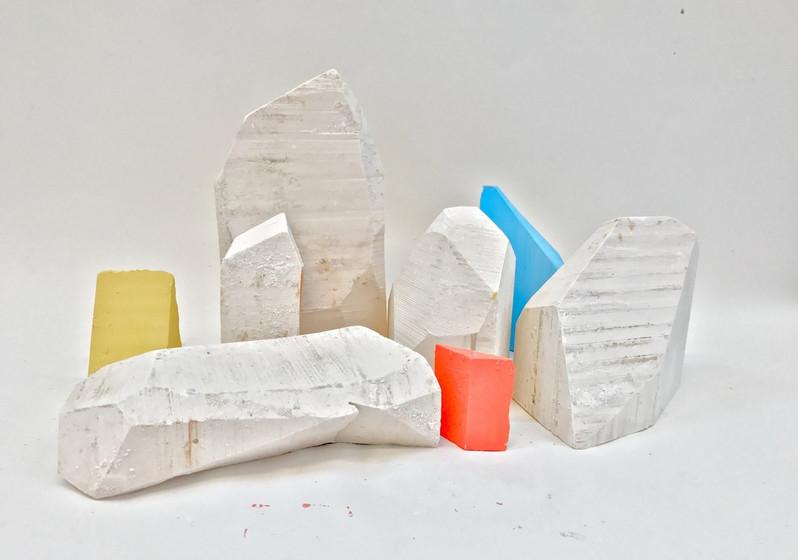Geometric Plaster