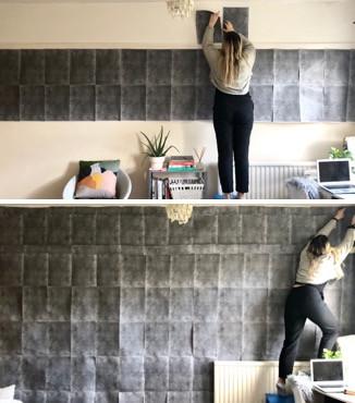 Concrete Bedroom