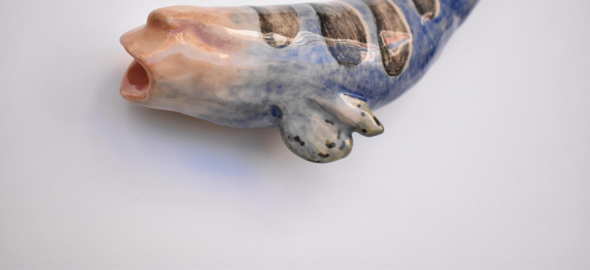 Gorgon V (Detail)