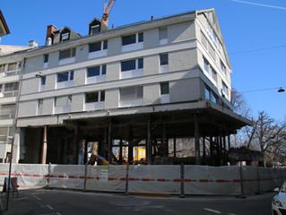 Umbau Kino Corso
