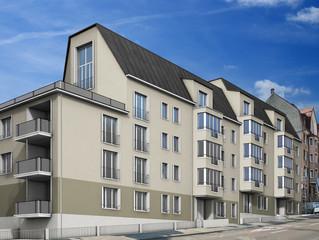 Wohnüberbauung Heiligkreuzstrasse 53/55 St. Gallen