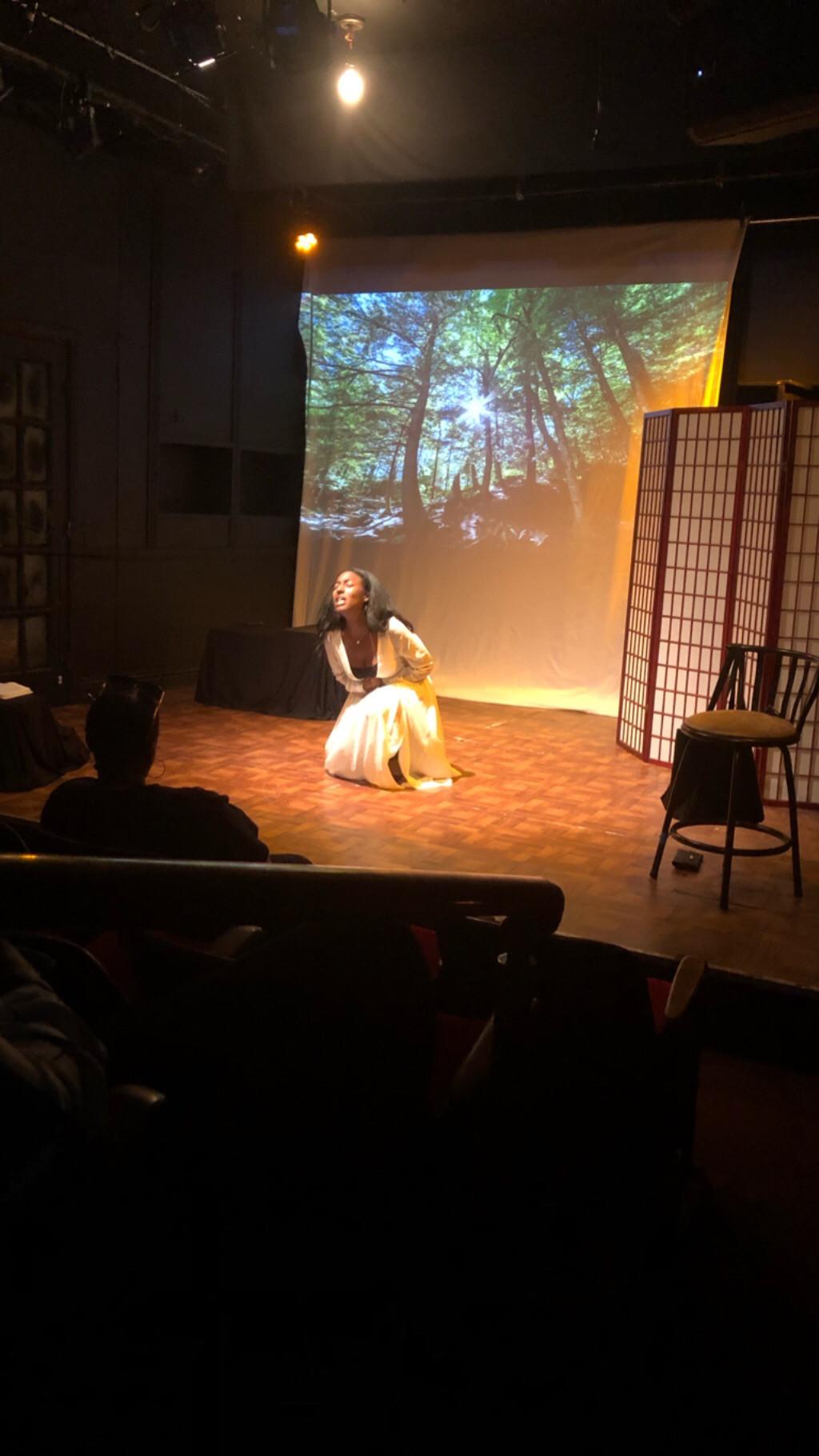 Healing Poem Performance