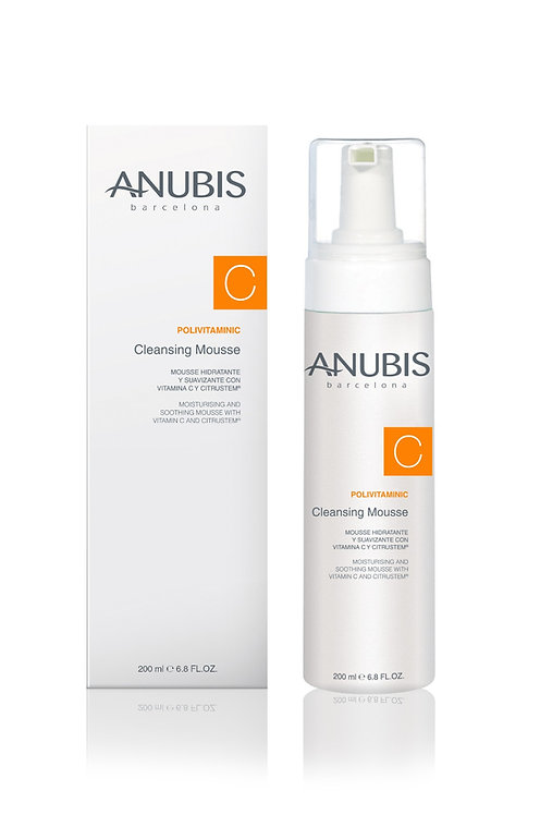 Polivitamini C Cleansing Mousse