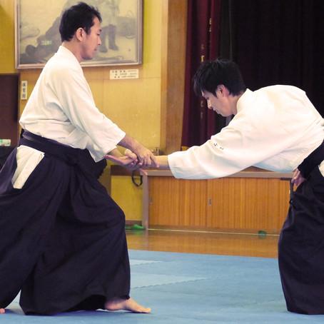 Fouler le tatami, histoire de voyager