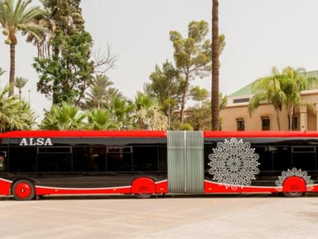 ALSA Marruecos (National Express) contrata el servicio BLED|Cated Box para la ciudad de Agadir