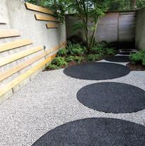 Modern Townhouse Garden