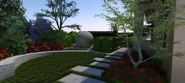 Isbister_Curved Stone Wall View.png