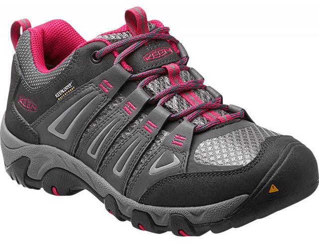 KEEN-Women's-Oakridge-Waterproof-Hiking-Shoe