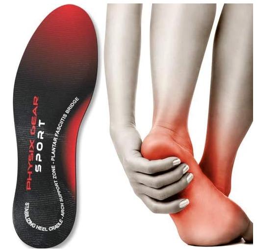 shoe insoles_orthotics_support