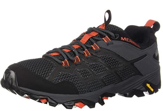 Men's Merrell Moab FST2 Waterproof Hiking Shoe